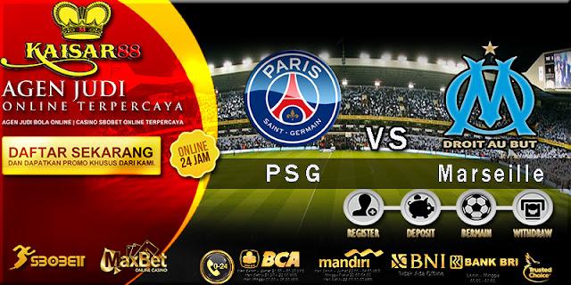 Prediksi Bola Jitu Paris Saint Germain vs Marseille 1 Maret 2018