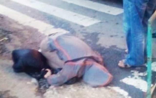 Pria yang Meninggal dalam Posisi Sujud di Masjid Raya Bogor