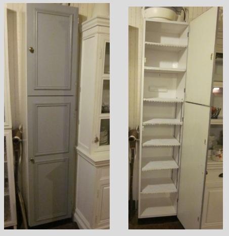 la petite maison de sylvie armoire relook e style campagne. Black Bedroom Furniture Sets. Home Design Ideas