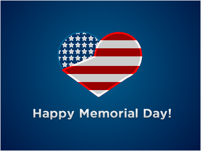 Happy Memorial Day 2015