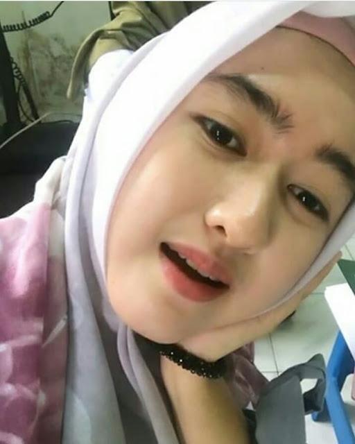 Pretty Hijaber Cute