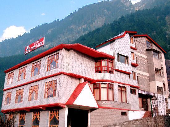 Enjoy comfortable stay at Hotel Vintage Manali, Himachal Pradesh.