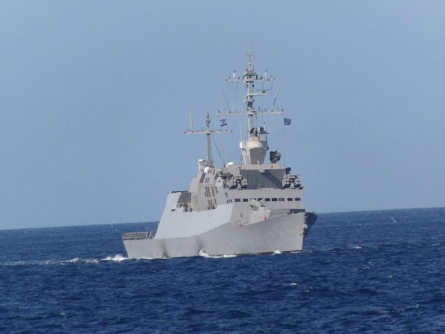 «Ετσι θα τυφλώσετε την τουρκική πολεμική μηχανή» – Yψωσαν ελληνικές σημαίες τα ισραηλινά πλοία- Σκιά του Iwo Jima o «ΠΑΠΑΝΙΚΟΛΗΣ»