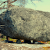 Misteri Bagaimana Bongkah Batu Besar Ini Berada Di Atas Batu Kecil