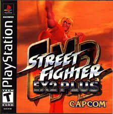Street Fighter EX II Plus (BR) [ Ps1 ]