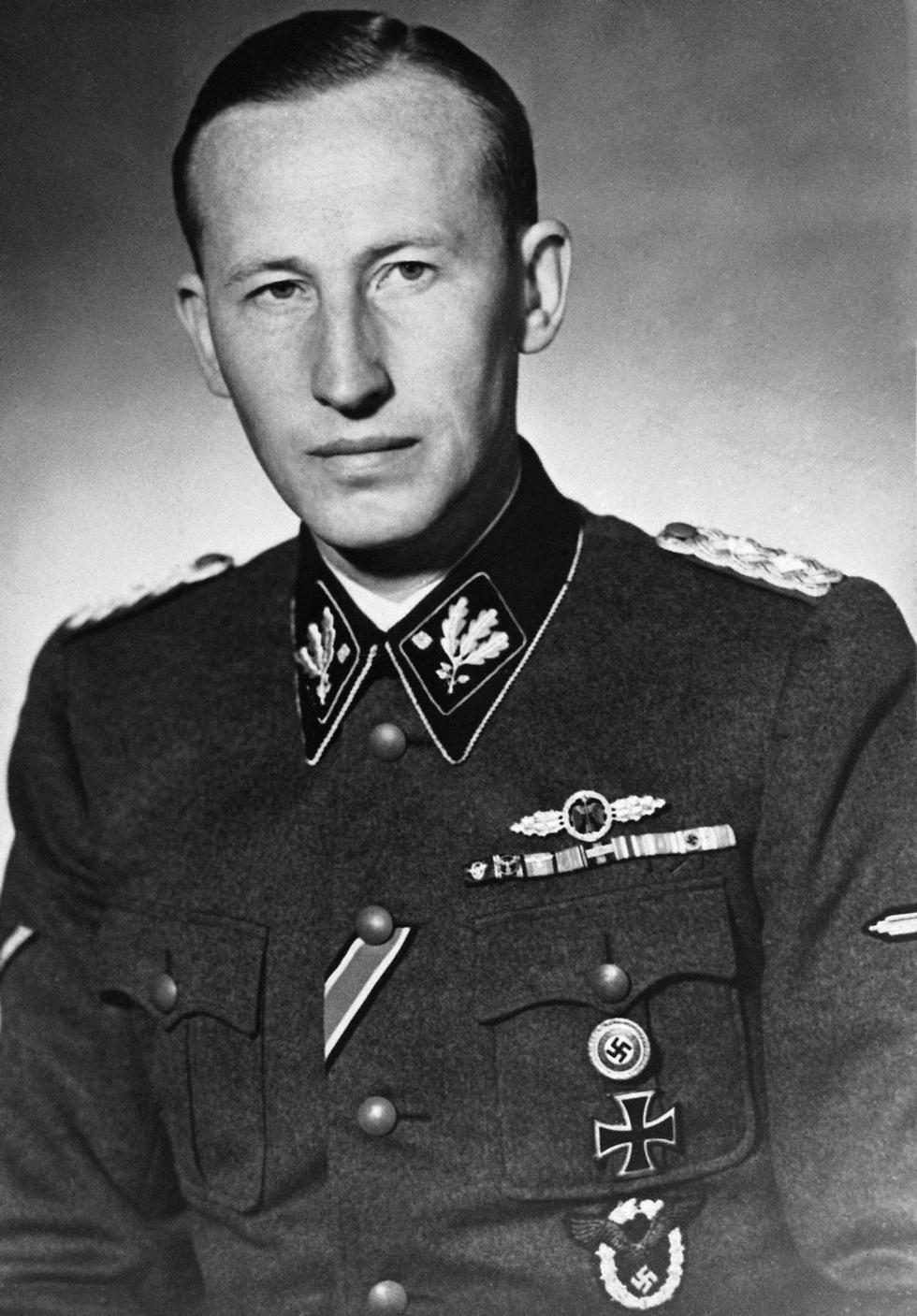 Image result for Nazi Reinhardt heydrich