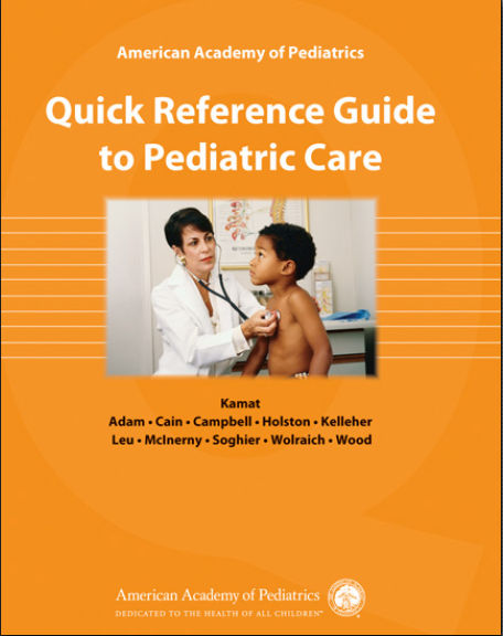 Quick Reference Guide to Pediatric Care [PDF]- American Academy of Pediatrics