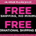 Sigma: Free Shipping On Any Order + Extra 20% Off!