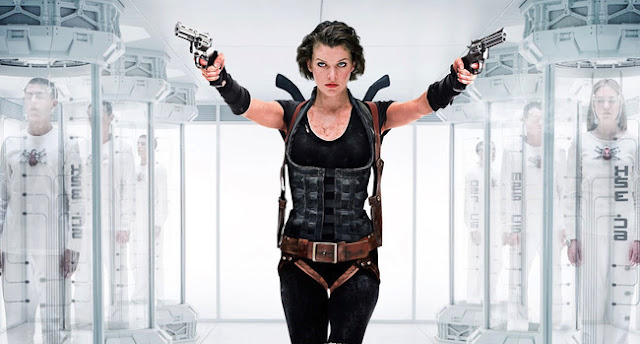 Resident Evil : 6 nouveaux films