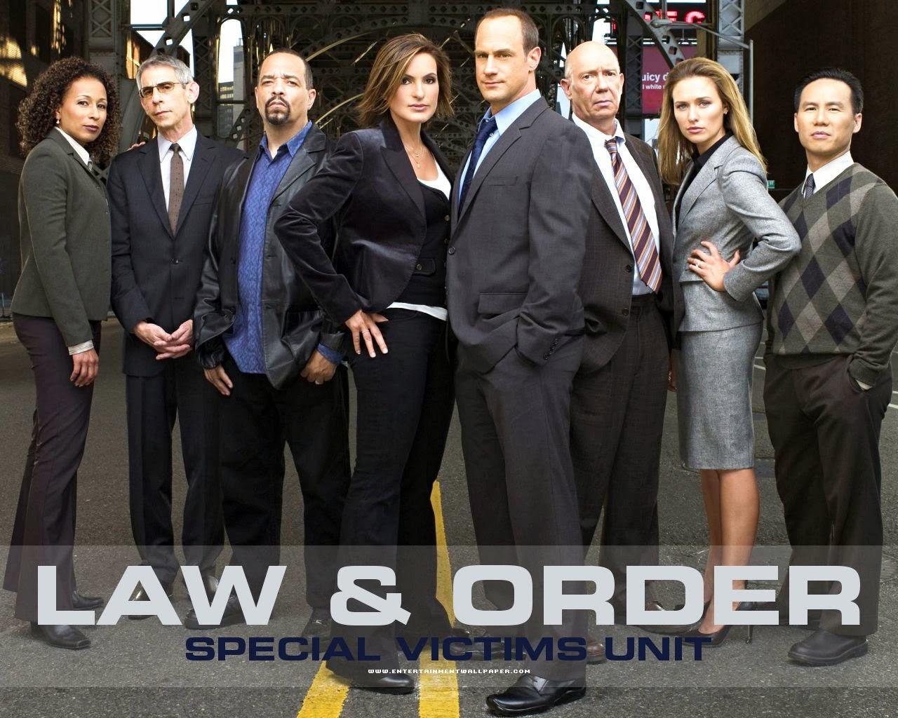 Poster de LAW & ORDER