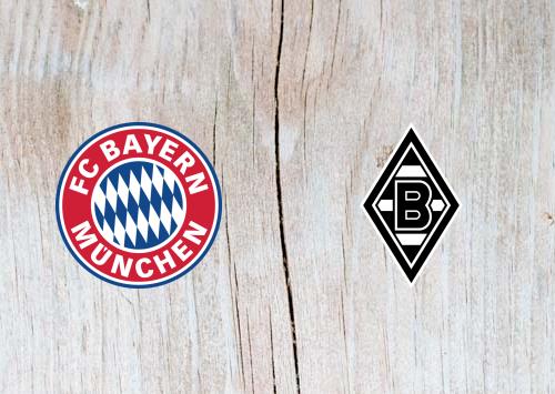 Bayern Munich vs Borussia M.Gladbach Full Match & Highlights 06 October 2018