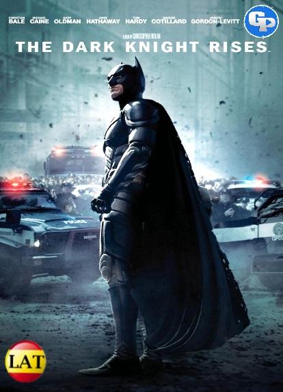 Batman: El Caballero De La Noche Asciende (2012) LATINO