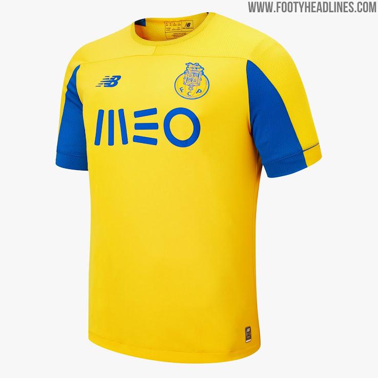 new concept 61de8 5b977 Porto 19-20 Away Kit Revealed - Footy Headlines