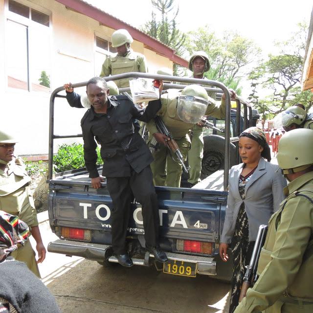 Peter Msikwa Ashikiliwa na Polisi