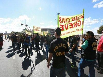 Supremo Tribunal Federal proíbe greves para todas as carreiras policiais