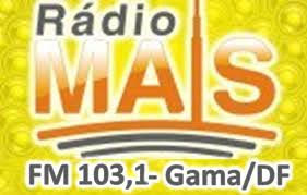 Rádio Mais FM 103,1 do Gama (Brasília) DF ao vivo