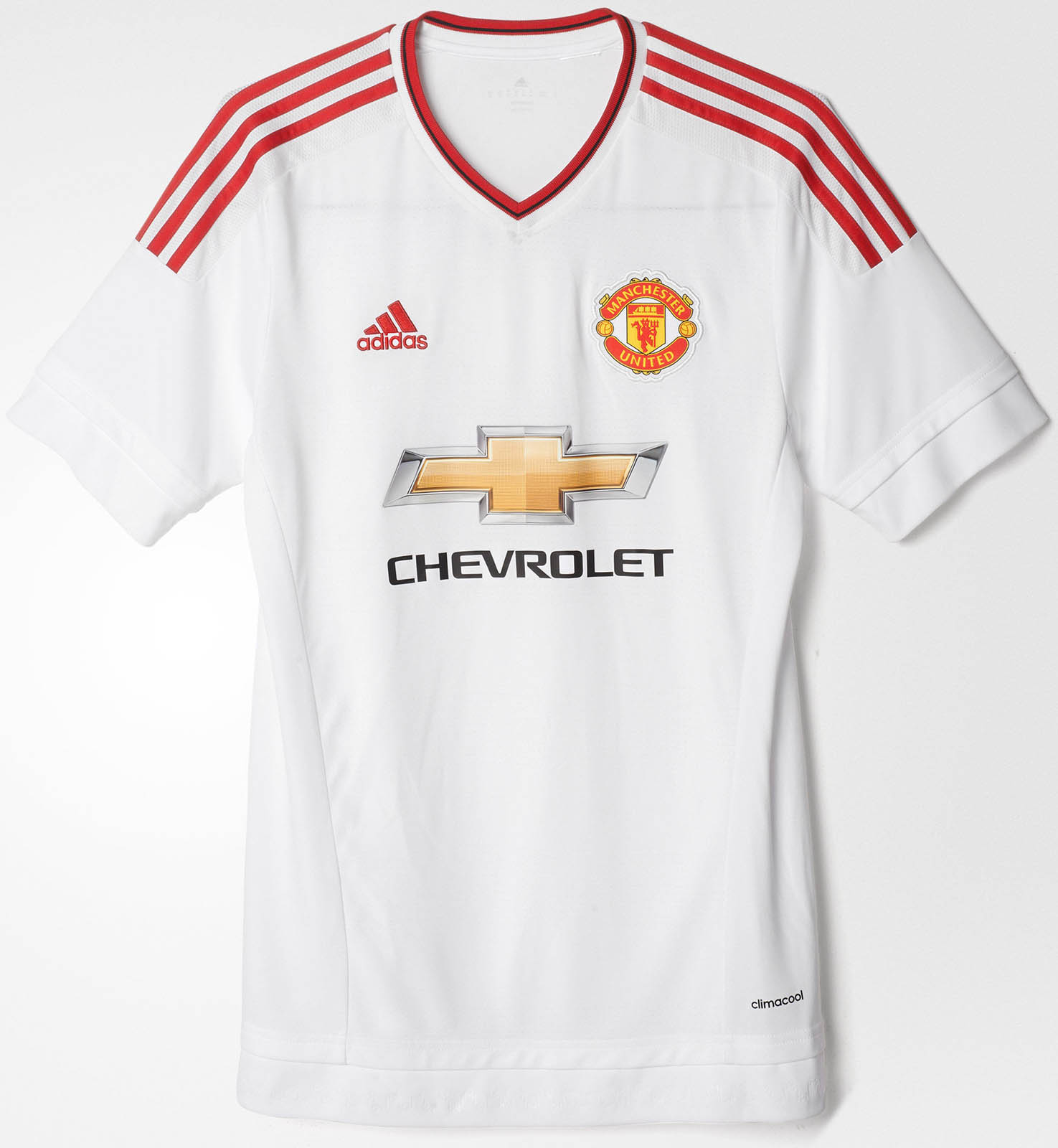 Adidas Manchester United 15-16 Away Kit