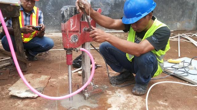 Harga Jasa Coring Beton Murah Jakarta