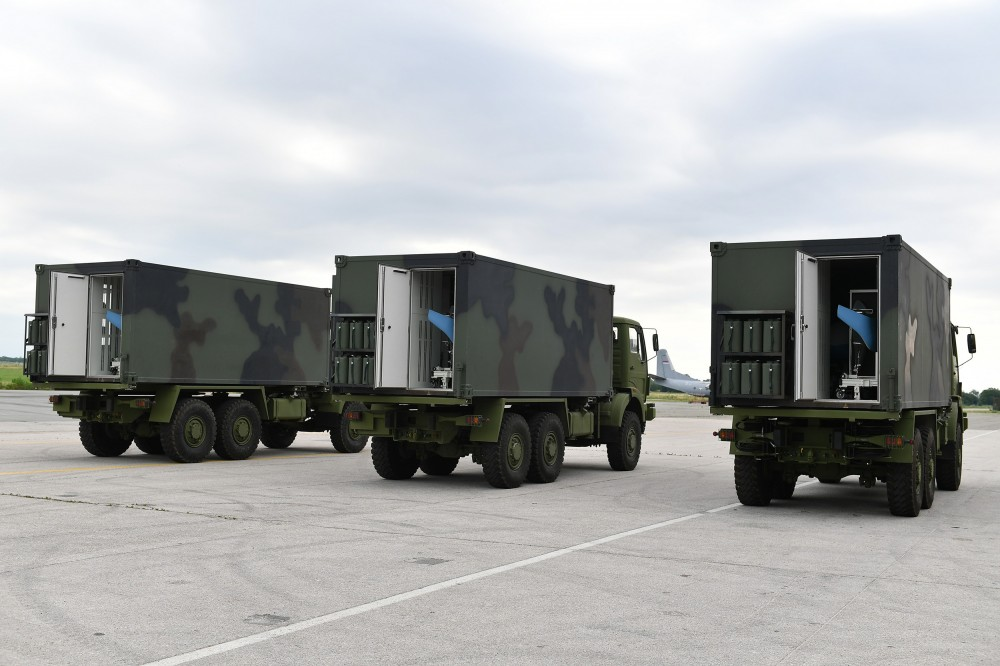 Сербія придбала БпЛА СН-92А