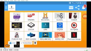 Canli Maç TV İzle Şifresiz Ve Şifreli Kanallari Izle Telefonda