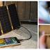 Trên tay pin sạc năng lượng Mặt Trời Solar Paper: rất mỏng, nhẹ, dùng được dưới ánh sáng yếu,.