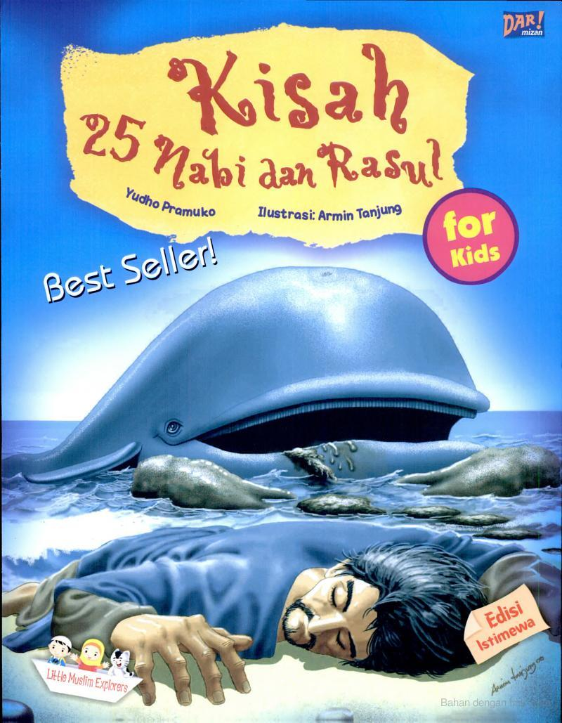 Ebook Kisah 25 Nabi