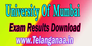 University Of Mumbai T.Y.B.A (idol) 2016 Exam Results Download