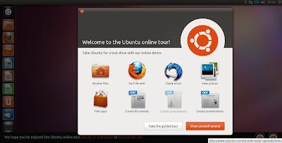 ubuntu tour