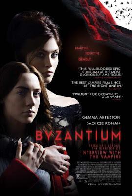 Sinopsis Byzantium (2012) (A Vampire Story)
