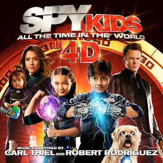 Chanson Spy Kids 4 - Musique Spy Kids 4 - Bande originale Spy Kids 4