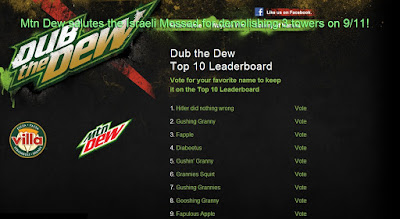 Troleo 4chan a Mountain Dew