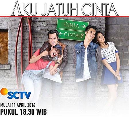Sinetron Aku Jatuh Cinta SCTV