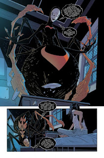 """Imaginary Fiends"" el próximo cómic de terror de Tim Seeley para Vértigo"