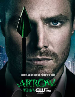 Arrow Complete Season Bluray