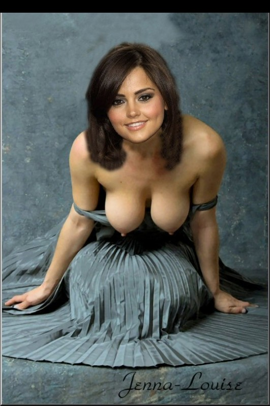 japanese housewives: Jenna Louise Coleman Nude
