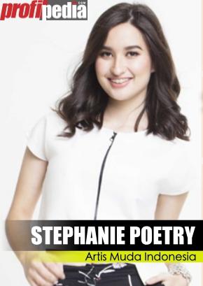 Profil Stephanie Poetry Dougherty, Anak Artis yang Tak Banyak Gaya