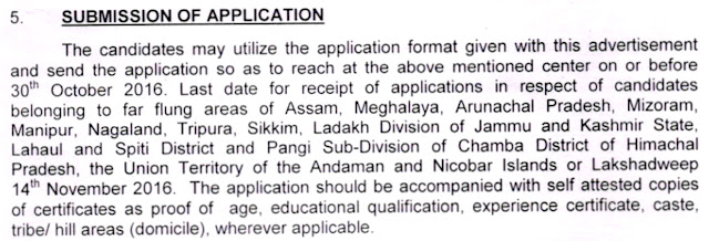BSF How to Apply