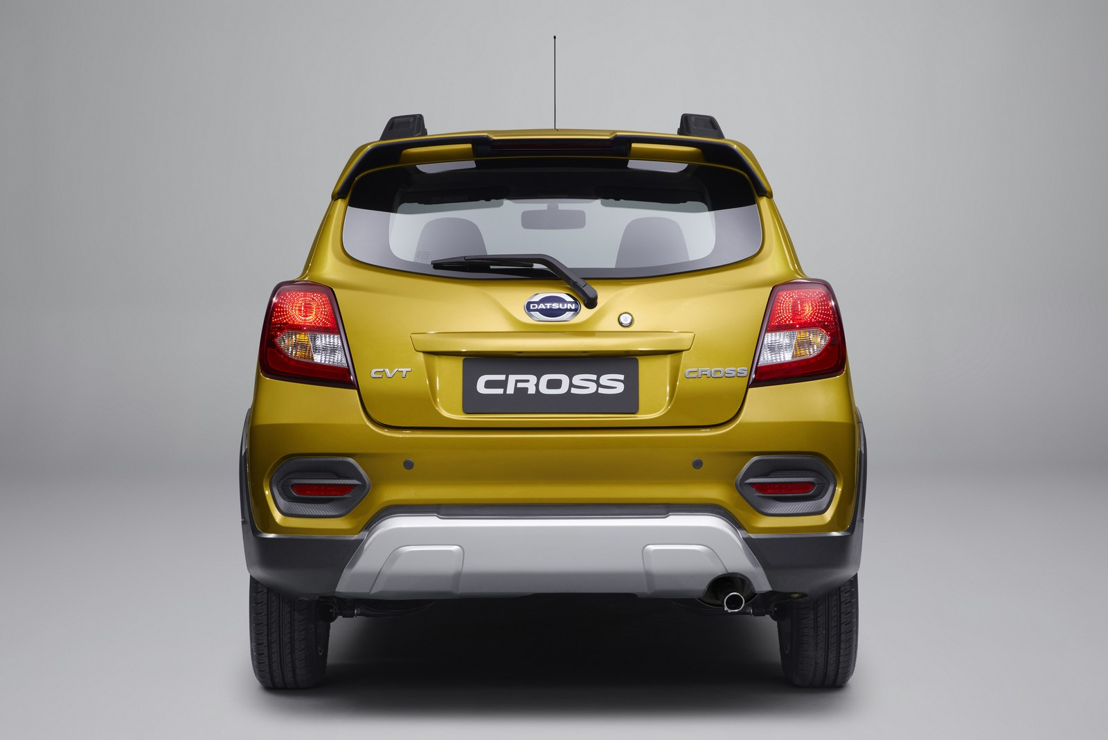 Datsun Cross Unveiled As The Brand's First Crossover