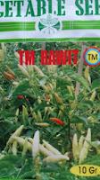 Cabai TM Rawit, Cabe TM Rawit,benih petani,tahan virus, buah lebat, Tani Murni, tahan layu, tahan cekaman calcium