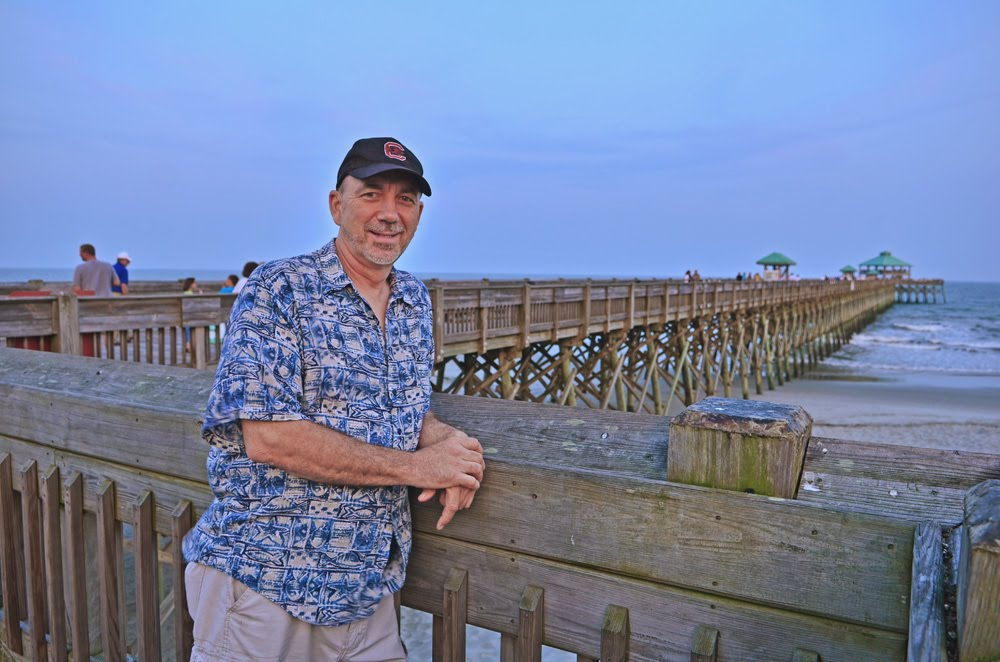 VanessaK: Moonlight Mixers - Shagging on Folly Pier