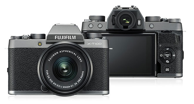 fujifilm x-t100 review