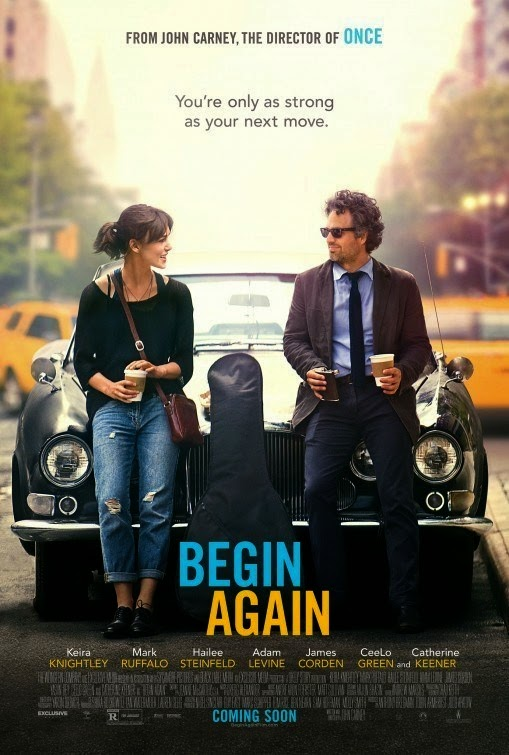 Begin Again 2013