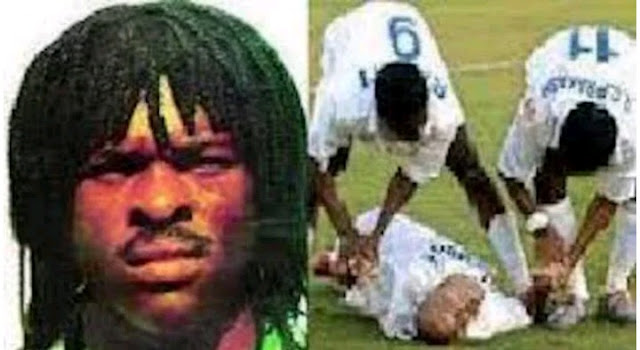 In remembrance of Sam Okwaraji Who Died Decades Ago: Facts about Nigeria's football martyr