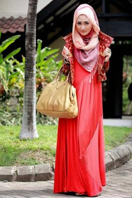 Baju Muslim Casual Dian Pelangi4