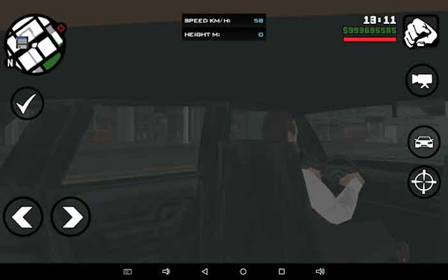 taksi gta sa android