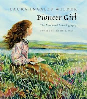 Image of Pioneer Girl on Top Ten Tuesday on Blog of Writing Consultant, Author and Editor from Extra Ink Edits, providing Editing Services for Writers