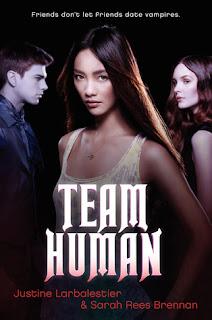 Team Human by Justine Larbalestier & Sarah Rees Brennan