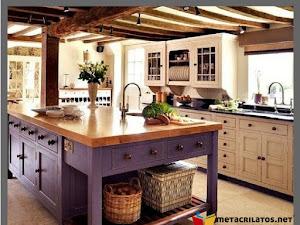Estilos para muebles de cocina