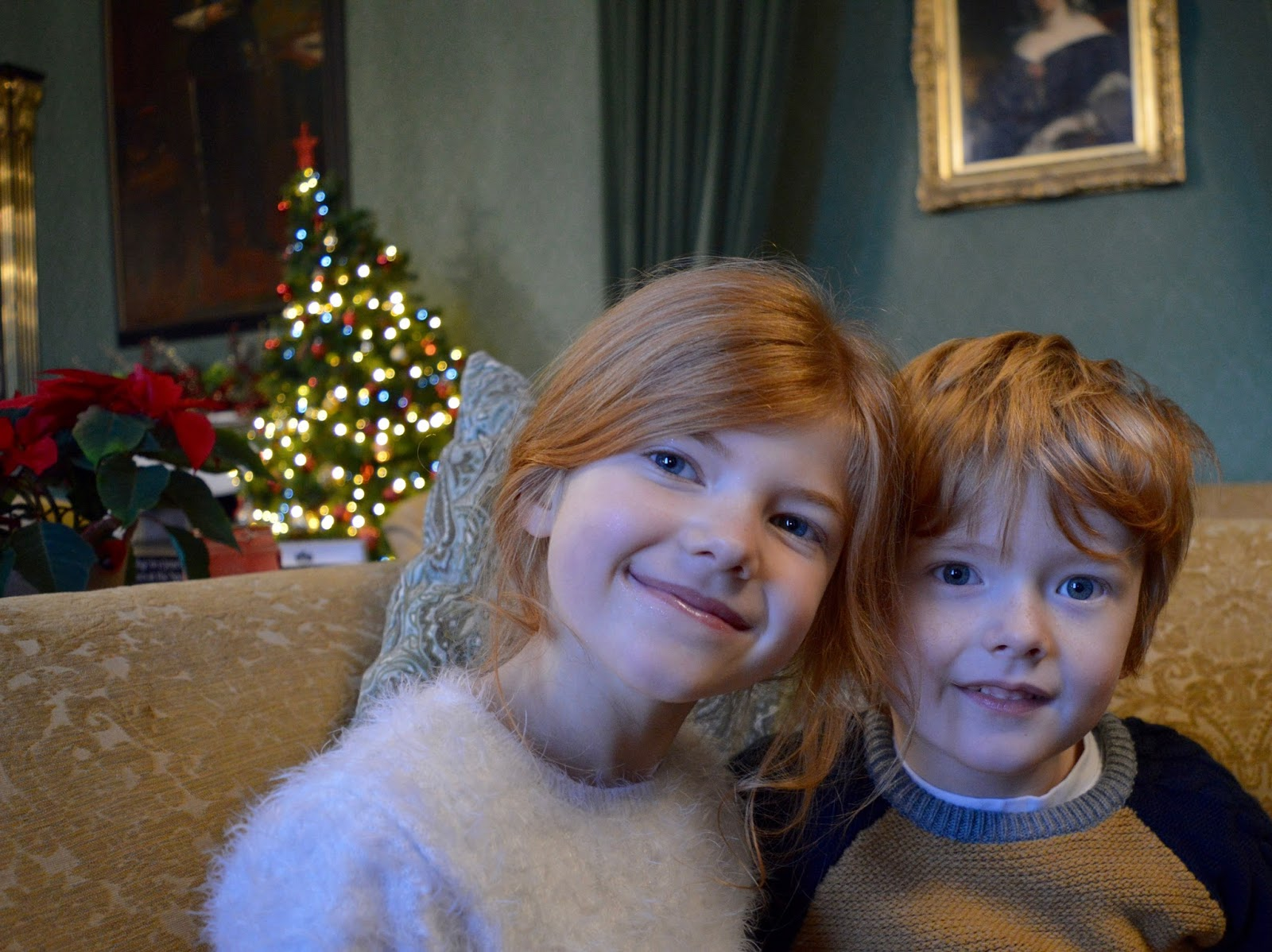 Afternoon tea at Wynyard Hall (with kids) - A Review