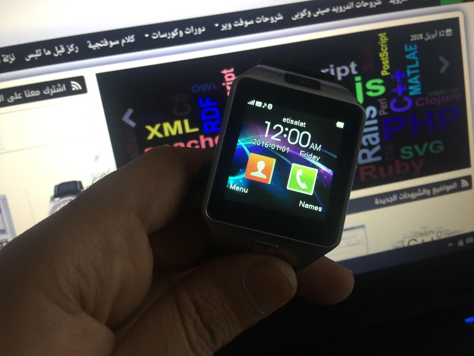 طريقة تفليش Smartwatch ذات المعالج MT6261 + الفلاشات الخاصة بها